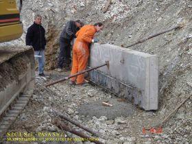 ... prefabbricate, prefabbricazione, solai, consolidamento di murature